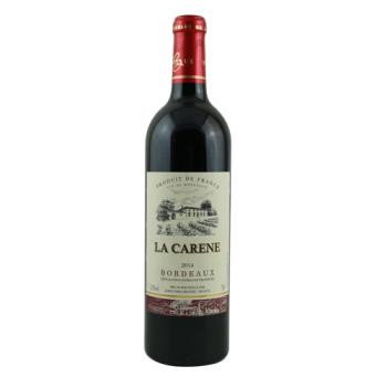 LA CARENNE歌海妮干红葡萄酒750ml