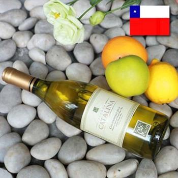 卡塔丽娜霞多丽干白葡萄酒375ml