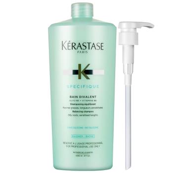 卡诗 双重功能洗发水(油性头皮干性头发)250ml
