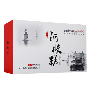 本月新品】寿安堂阿胶糕260g