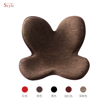 Style花瓣矯姿坐墊矯姿Style deep brown(深棕色)BS-ST1917F-db