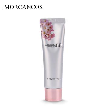 韩国进口摩肯MORCANCOS樱桃花润泽BB霜 养肤遮瑕提亮肤色