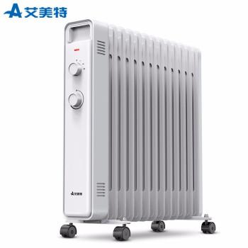 艾美特13片电热油汀取暖器HU1331