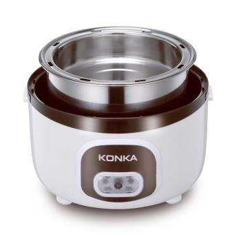 康佳双层大容量蒸汽环流电热饭盒(升级版)KGZZ-2125