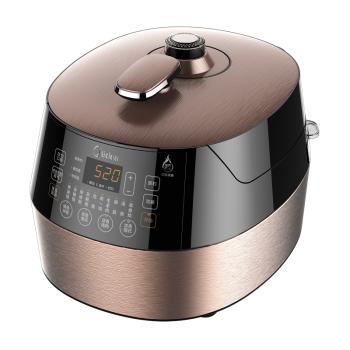美的IH電磁加熱智能快煮5L電壓力鍋SS5057P