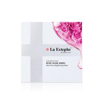 瑞斯美瑞士大馬士革玫瑰精粹保濕補水面膜