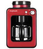 五月树 咖啡机M350红色
