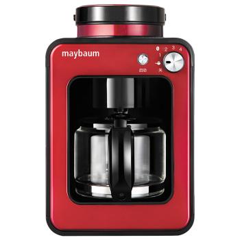 五月樹 咖啡機M350紅色