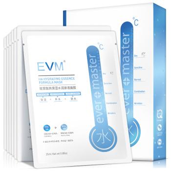 EVM 玻尿酸高保湿水润原液面膜(7p)