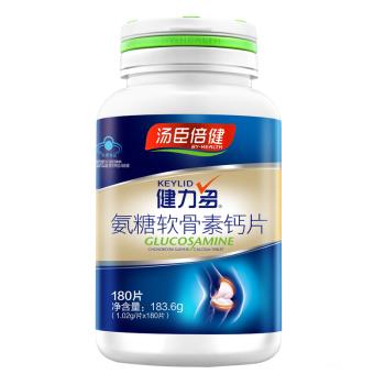 汤臣倍健健力多氨糖软骨素钙片1.02g*180片