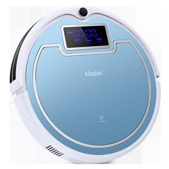 海爾(Haier) 藍悅S智能掃地機器人發現者-M367PLUS 藍色