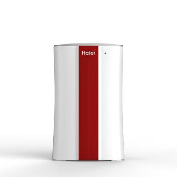 海爾空氣凈化器KJ200F-HY01白色+紅色