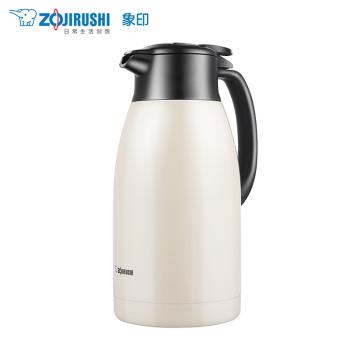 象印保温水壶SH-HT19C奶白色