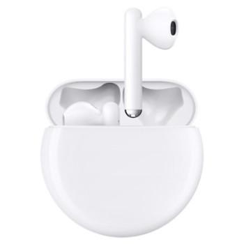 【3c热销】华为无线蓝牙耳机FreeBuds3 白色