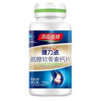 汤臣倍健健力多氨糖软骨素钙片1.02g*100片