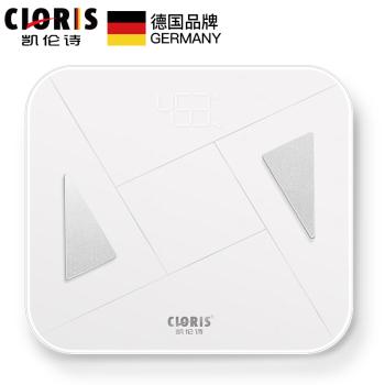 凱倫詩/CLORIS智能體脂秤CLORIS-C608
