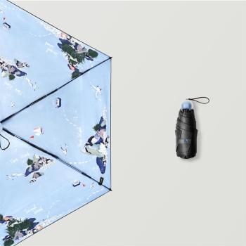 20款蕉下胶囊系列 - 海洋限定五折伞