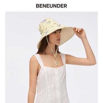 【预售】20款蕉下穹顶系列倍护防晒渔夫帽
