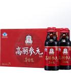 买3送1原品】正官庄高丽参元饮品100ml*10瓶 韩国进口 提升免疫