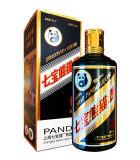 七宝熊猫酒500ml猪年生肖酒