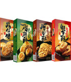 天兴隆混搭4盒(广东鸡仔饼,香港鲍鱼酥,泰国榴莲酥,意大利腰果酥)
