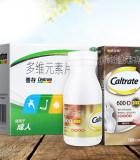 年轻态套餐】善存多维元素片(29)+金钙尔奇碳酸钙维D3元素片