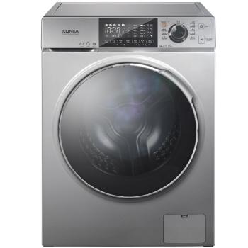 康佳XQG110-BBH14308S 11公斤 洗烘一体 BLDC优选变频 魔术空气洗滚筒洗衣机