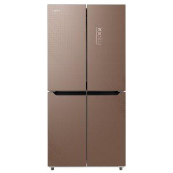 康佳BCD-375WD4EBZP十字对开门冰箱