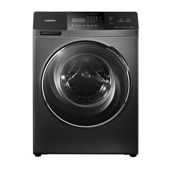 康佳XQG100-BDH14365S 10公斤DD变频全自动家用滚筒洗衣机