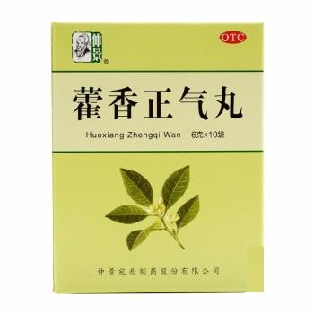 仲景藿香正气丸6克*10袋