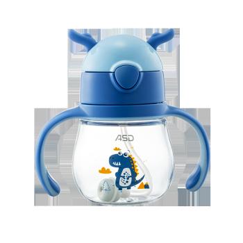 愛仕達龍寶系列學飲杯RWP33B3Q-B 藍色