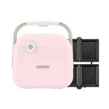 a4box适盒多功能三明治机早餐机华夫饼机 标配 4色可选