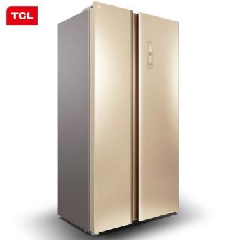 TCL電腦溫控對開門冰箱509L BCD-509WEFA1