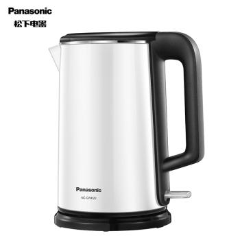 松下Panasonic烧水壶电热水壶NC-CWK20 1.5L