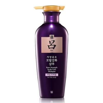 吕滋养韧发密集强韧洗发水(紫吕)500ml