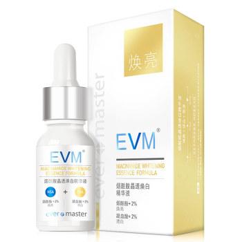 EVM烟酰胺晶透焕白精华液15ml