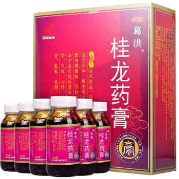 葛洪桂龙药膏202g*6瓶