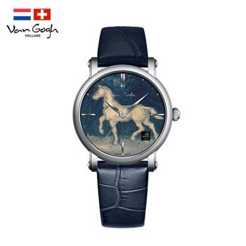 梵高瑞士女士手表OPHM-L 马的石膏像