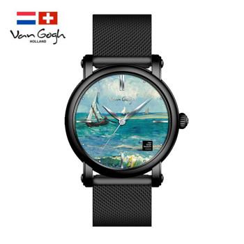 梵高瑞士男士手表Gent 04-1 海景