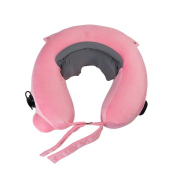 倍轻松(breo)护颈枕充气颈枕U型枕揉捏按摩器按摩仪Neck2s