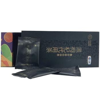 中粮中茶黑枸杞代用茶(铝箔)单支礼盒100g(2g*50袋)