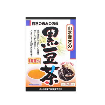 山本汉方黑豆茶10g*30袋