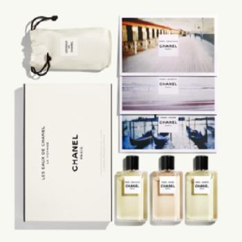 香奈儿之水香水旅行套装50ml*3  杜维埃+威尼斯+比亚利兹