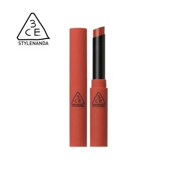 韩国3CE细管唇膏烟管口红3.2g 明艳橘红色