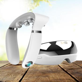 SKG眼部按摩器+SKG颈椎按摩器G7