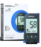 欧姆龙新款631血糖测试仪家用精准血糖仪器医用试纸条糖尿病试纸